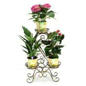 Стойка для цветов Валюта 3