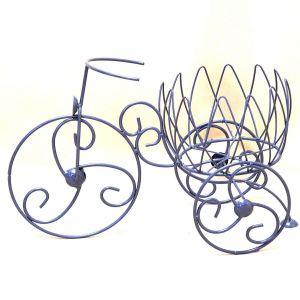 Подставка для цветов Велосипед мини Тюльпан