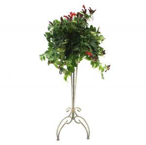 Подставка для цветка консоль декор