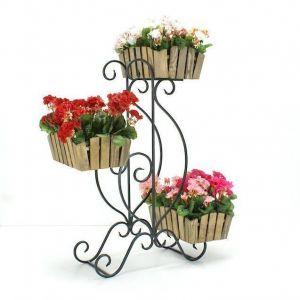 Подставка для цветов Кантри Парус 3