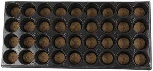 Набор: кассета на 36 ячеек с поддоном + 36 торфяных таблеток