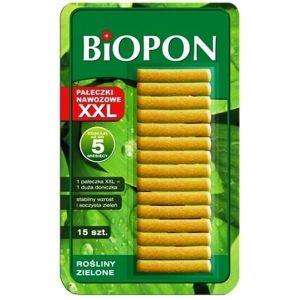Удобрение Biopon для зеленых растений в палочках