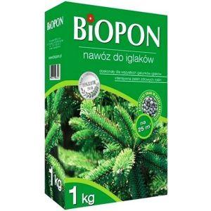 Удобрение Biopon для хвойных растений в гранулах