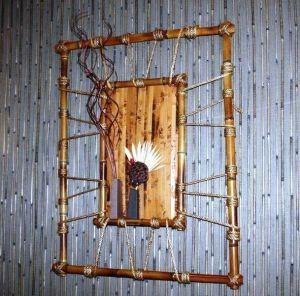 Бамбуковый ствол d 14-16 мм