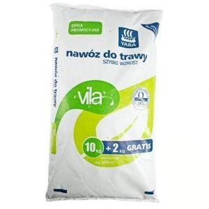 Удобрение Vila Быстрый Рост для газона 12 кг