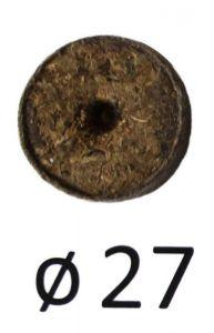 Торфяная таблетка Willy в сеточке, Ø27мм