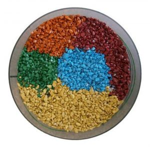 Декоративний грунт Салатовый 5 кг