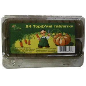 Торфяные таблетки Добробут-2, Ø30мм