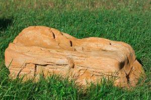 Декоративный камень Лавочка