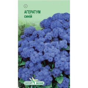 Агератум синий