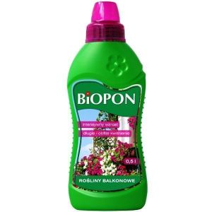 Удобрение Biopon для балконных растений