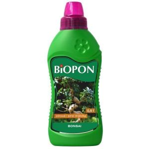 Удобрение Biopon для бонсай