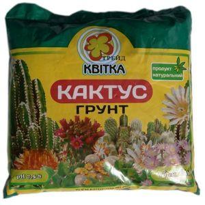 Грунт Квитка для кактусов (4 литра)