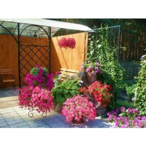 Подставка под цветы Корзинка