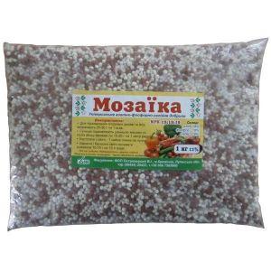 Азотно-фосфорно-калийное удобрение Мозаика