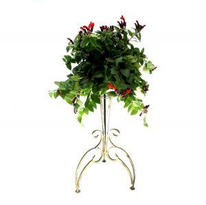 Подставка для цветка консоль декор маленькая