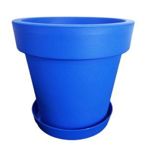 Горшок с подставкой Lofly (Лофли), 3,4 литра Синий
