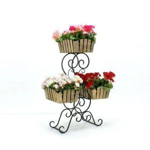 Подставка для цветов Кантри Валюта 3