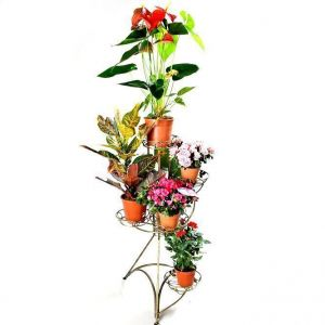 Подставка для цветов Башня Спираль 6