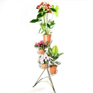 Подставка для цветов Башня 4