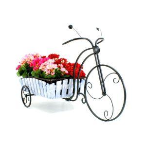 Подставка для цветов Кантри Велосипед большой