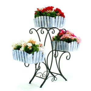 Подставка для цветов Кантри Лотос 3
