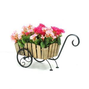 Подставка для цветов Кантри Лебедь