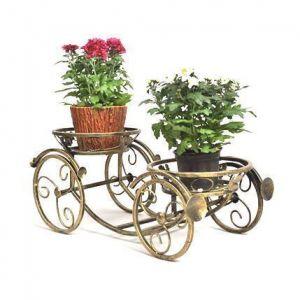 Подставка для цветов Карета 2