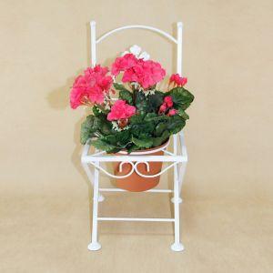 Подставка для цветов Стул одинарный 2