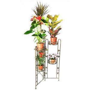 Подставка для цветов Ширма раскладушка 6