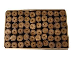Кокосовые таблетки Ø36мм, 20 шт