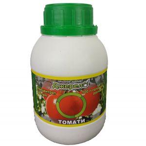 Органическое удобрение Джерело для томатов 500 мл