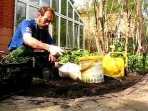Вилка садовая Truper