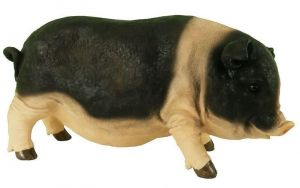 Фигурка декоративная Свинка большая