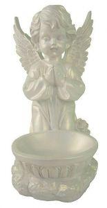 Садовая фигурка Ангел с чашей
