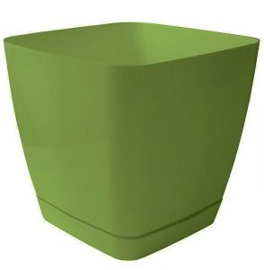 Горшок с подставкой Тоскана, квадратный, Ø19см, V 5 л