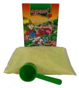 Удобрение Агрекол (Agrecol) для пеларгоний, 200 гр