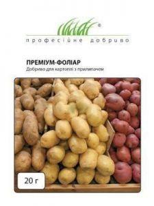 Удобрение для картофеля Премиум-Фолиар