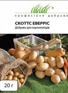 Удобрение для корнеплодов Скоттс Эверис