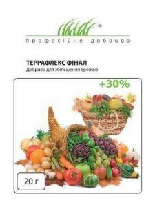 Удобрение для увеличения урожая Террафлекс-Финал