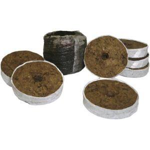 Торфяные таблетки для рассады в сеточке Rost Ø41мм 20 шт