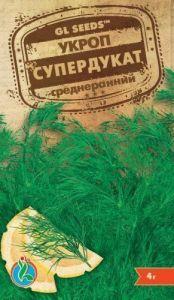 Укроп Супердукат 4 г