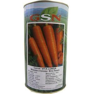 Морковь столовая Вита Лонга
