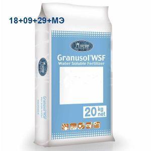 Удобрение Granusol WSF 18+09+29+МЭ+MV10