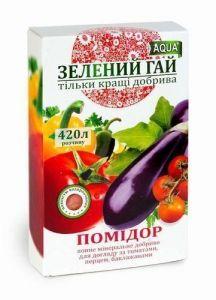 Удобрение Зеленый Гай AQUA помидор 300 г