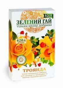Удобрение Зеленый Гай AQUA роза 300 г