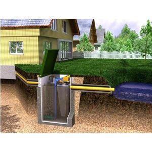Уникал®-с для выгребных ям, туалетов, септиков и канализационных труб