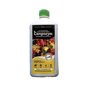 Сапрогум для плодовых и ягодных культур 250 мл