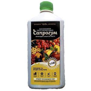 Сапрогум для плодовых и ягодных культур