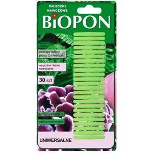 Удобрение Biopon универсальное в палочках